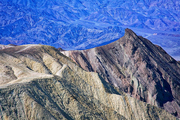 Desolation Photograph - Gower Gulch Loop #5 by Stuart Litoff