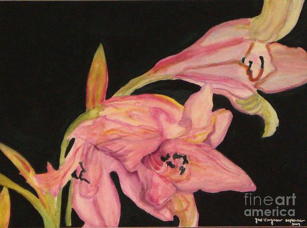 Painting - Grace by Yael VanGruber