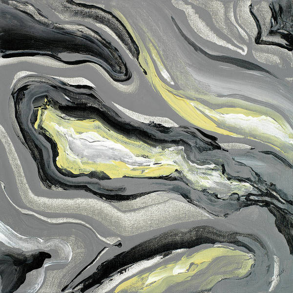 Graceful Painting - Graceful Geode by Lanie Loreth