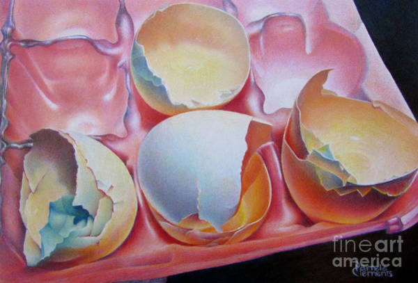 Painting - Grade A-extra Large by Pamela Clements