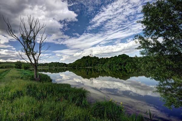 Photograph - Gradisko Lake View by Ivan Slosar