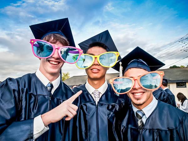 Photograph - Graduation by Jim DeLillo