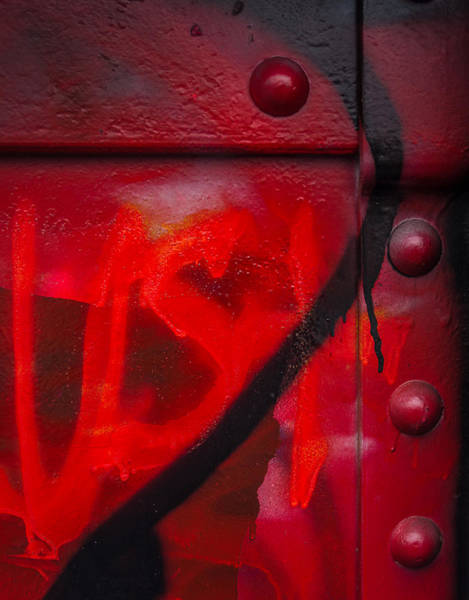 Photograph - Graffiti by Brad Koop