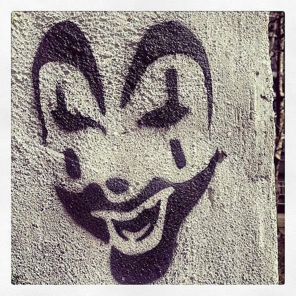 Wall Art - Photograph - Graffiti #graffiti by Marina Boitmane