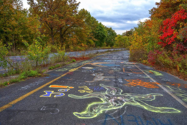 Photograph - Graffiti Highway by Ghostwinds Photography