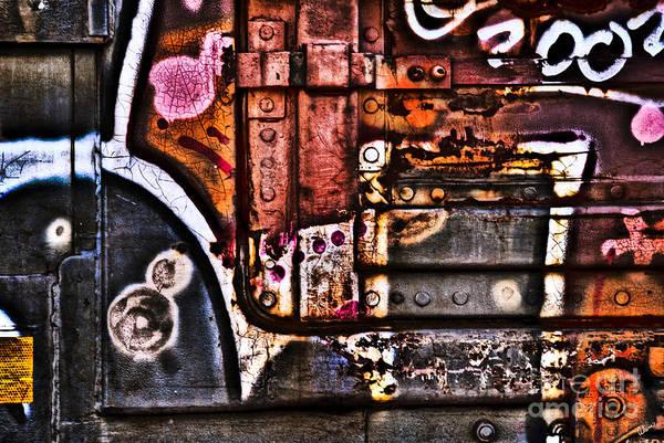 Photograph - Graffiti II by Alana Ranney
