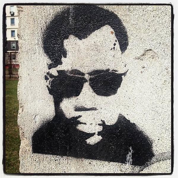 Wall Art - Photograph - Graffiti by Marina Boitmane