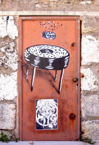 Photograph - Graffiti by Roberto Alamino