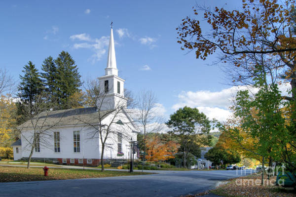 Photograph - Grafton Church by David Birchall