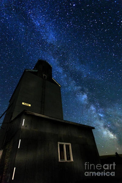 Photograph - Grain Elevator  by Beve Brown-Clark Photography