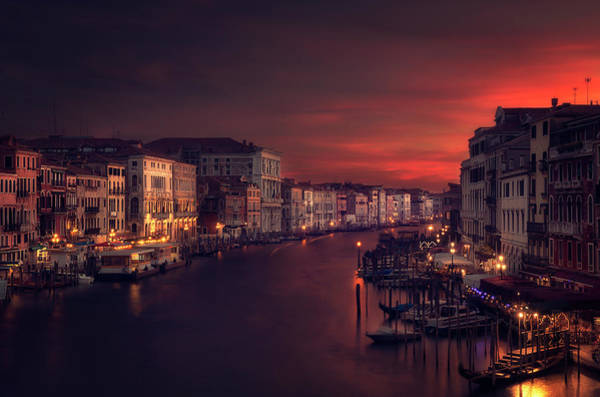 Wall Art - Photograph - Gran Canal by Jose Garcia