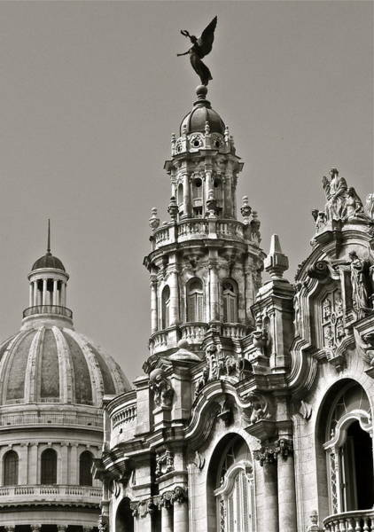 Photograph - Gran Teatro by Kim Pippinger