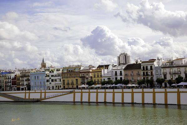 Wall Art - Photograph - Granada View - Spain by Madeline Ellis