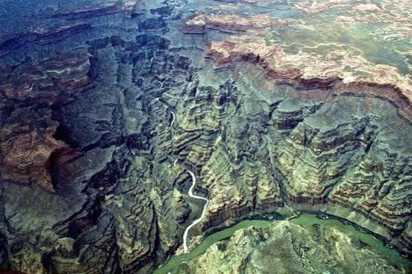 Photograph - Grand Canyon 2 by Ricardo J Ruiz de Porras