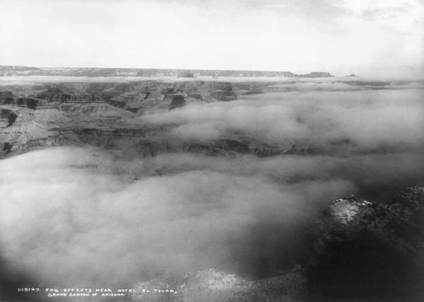 Photograph - Grand Canyon, C1905 by Granger