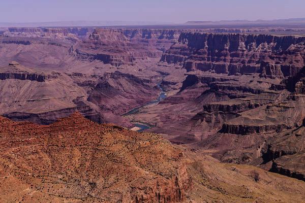 Photograph - Grand Canyon Colorado River by John Johnson