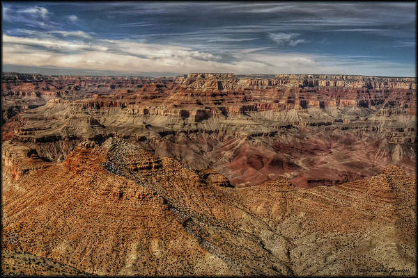 Photograph - Grand Canyon by Erika Fawcett