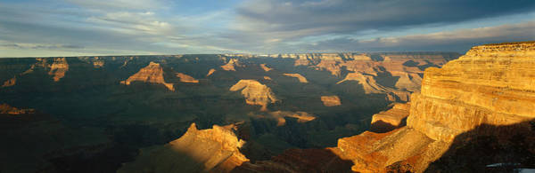 Geologic Formation Photograph - Grand Canyon National Park, Arizona, Usa by Panoramic Images