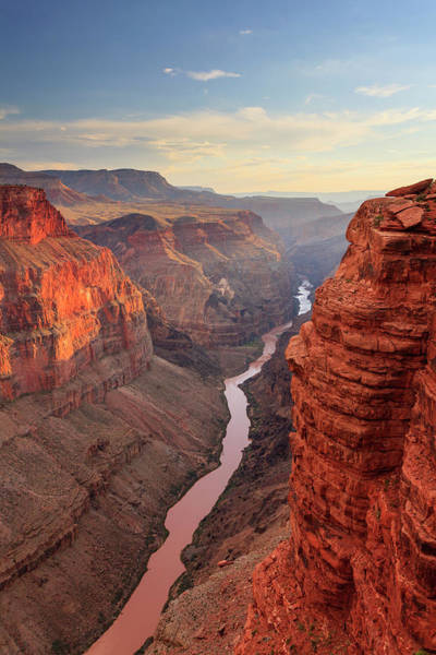 Vertical Landscape Photograph - Grand Canyon National Park by Michele Falzone