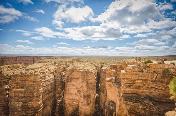 Southwest Usa Photograph - Grand Canyon National Park On Arizona by Franckreporter