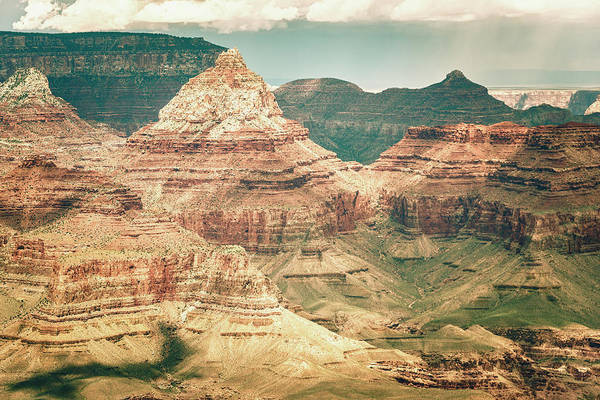 Southwest Usa Photograph - Grand Canyon National Park With by Franckreporter