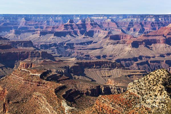 Wall Art - Photograph - Grand Canyon South Rim by Jane Rix