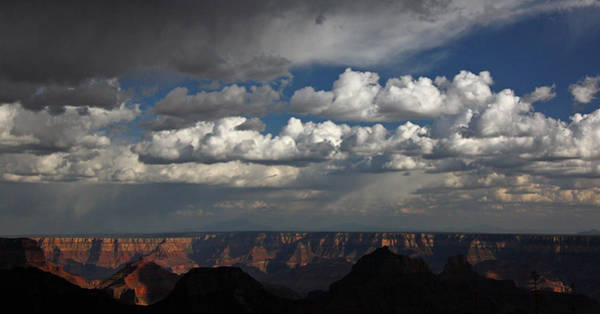 Grand Canyon Storm Art Print