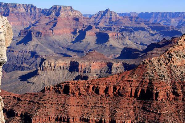 Photograph - Grand Canyon View - Arizona by Aidan Moran
