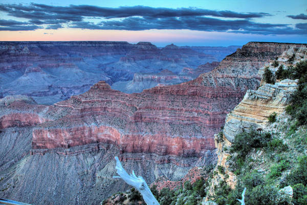 Photograph - Grand Canyon Vista - 3 by Gordon Elwell