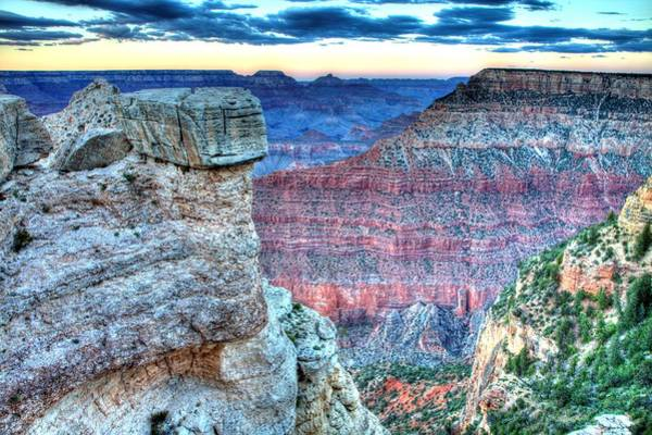 Photograph - Grand Canyon Vista - 1 by Gordon Elwell