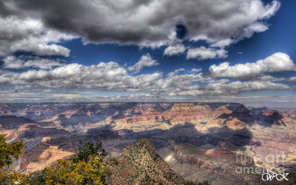Photograph - Grand Canyon by Wanda Krack
