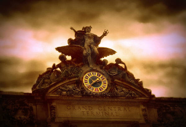 Wall Art - Photograph - Grand Central Terminal by Jessica Jenney