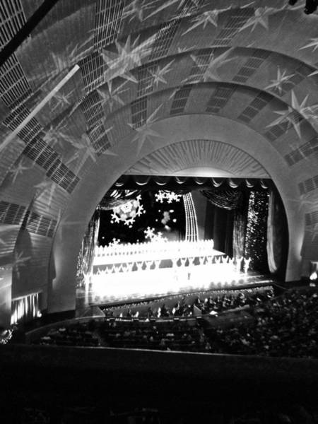 Rockettes Photograph - Grand Finale Christmas Spectacular by Kimberly Perry