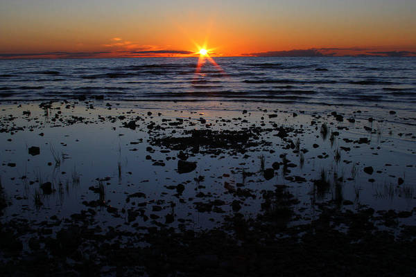 Charlevoix Photograph - Grand Finale by Heather Kenward