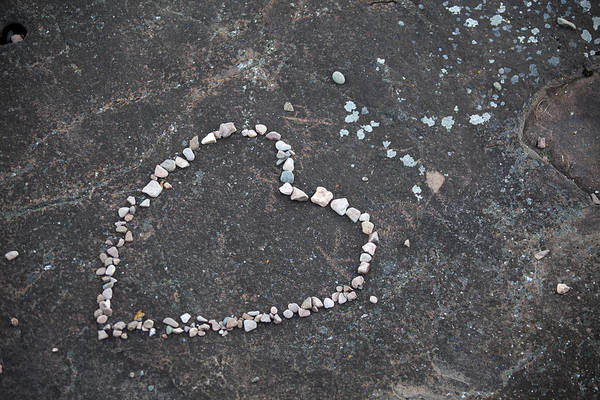 Wall Art - Photograph - Grand Heart by Michael Bigler