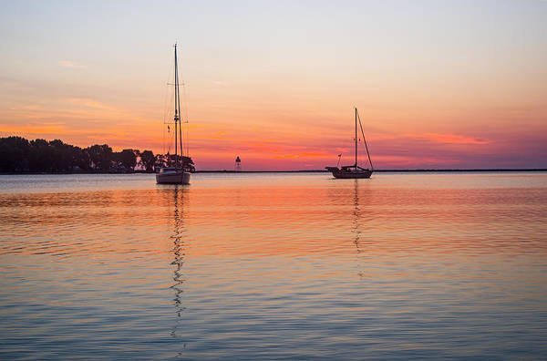 Photograph - Grand Marais Sunrise by Gary McCormick