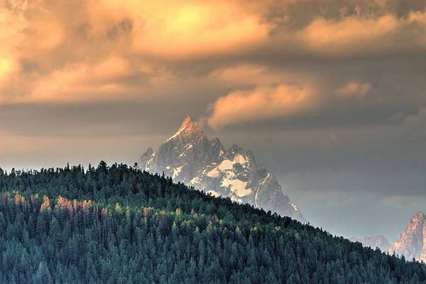 Photograph - Grand Morning by David Andersen