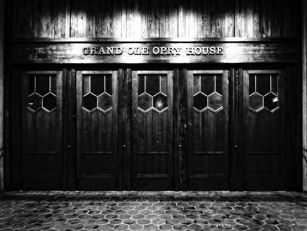 Photograph - Grand Ole Opry House by Dan Sproul
