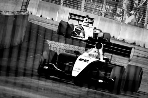 Racing Shell Photograph - Grand Prix Dreams by David Morefield
