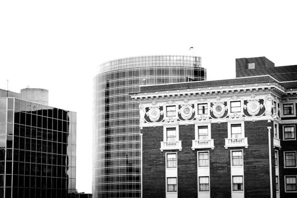 Photograph - Grand Rapids 15 Black And White by Scott Hovind