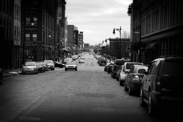 Photograph - Grand Rapids 24 Black And White by Scott Hovind