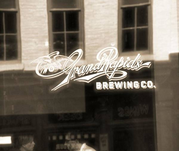 Wall Art - Photograph - Grand Rapids Brewing Co by Dan Sproul