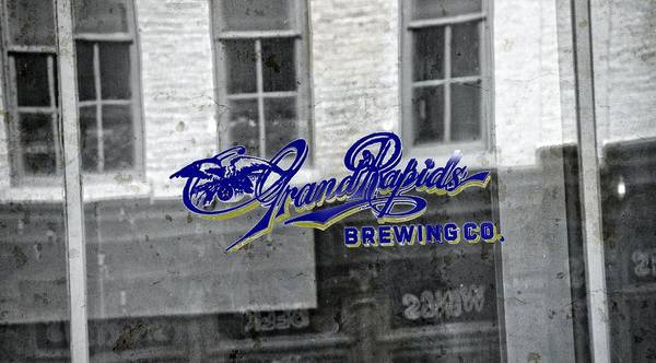 Wall Art - Photograph - Grand Rapids Brewing by Dan Sproul