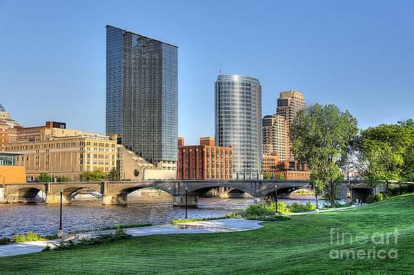 Wall Art - Photograph - Grand Rapids Mi100 Art Prize by Robert Pearson