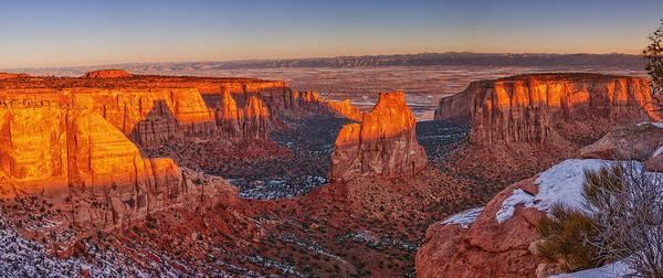 Fruita Photograph - Grand View Sunrise by Darren  White