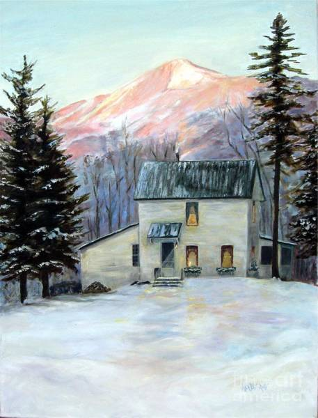 Painting - Grandma's House by Wendy Ray