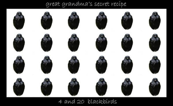 Secret Recipe Photograph - Grandmas Secret Recipe by Jennifer Muller