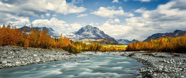 Photograph - Granite Creek by Ed Boudreau