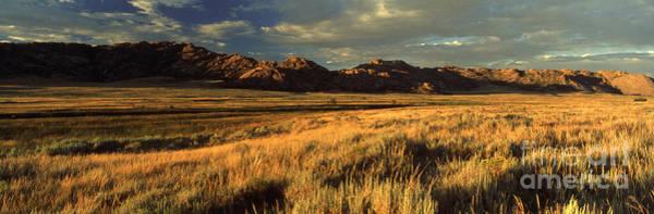 Expanse Photograph - Granite Mountains by Novastock