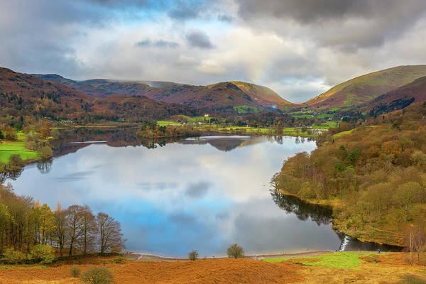 Grasmere, Lake District National Park Art Print